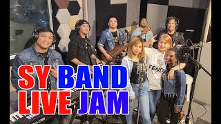 WE ARE BACK HERE AGAIN DEC 21 2020- SY BAND