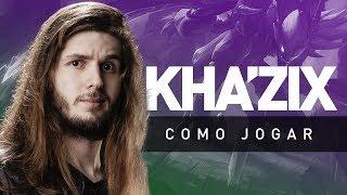 COMO JOGAR DE KHA'ZIX streaming