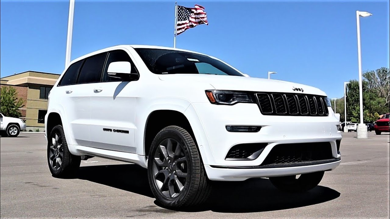 2020 Jeep Grand Cherokee High Altitude Is This The Best Package