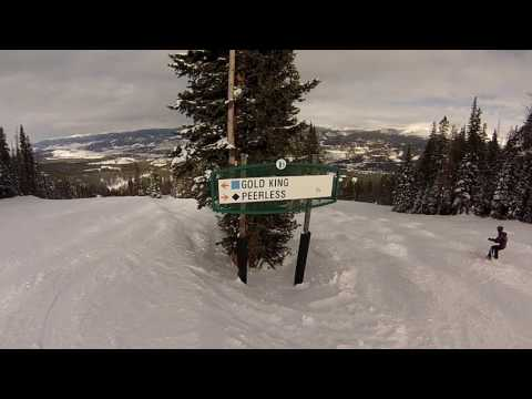 Breckenridge Mountain Tour - Peerless (Expert, Trees)