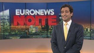 Euronews Noite   As notícias do Mundo de 18 de dezembro de 2019