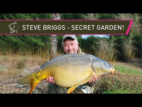 Carp Fishing at the Secret Garden with Steve Briggs