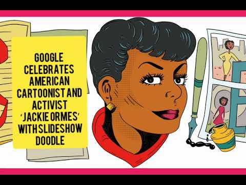 Jackie Ormes is listed (or ranked) 1239 on the list Every Person Who Has Been Immortalized in a Google Doodle