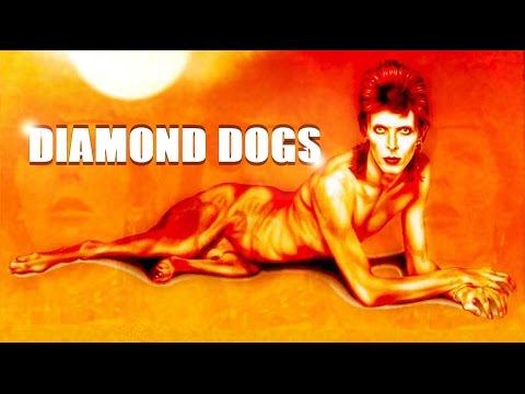 David Bowie  'Diamond Dogs' 30th Anniversary Remaster (HQ) (+ lyrics)
