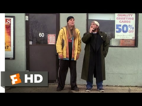 Jay and Silent Bob Strike Back 112 Movie CLIP  Another Day at the Quick Stop 2001 HD