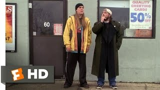 Jay and Silent Bob Strike Back (1/12) Movie CLIP - Another Day at the Quick Stop (2001) HD
