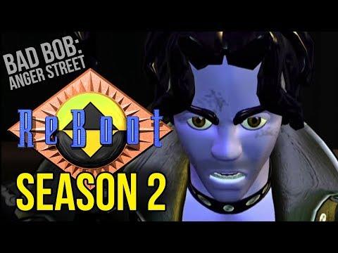 Bye Bye, Bob | ReBoot Season 2 Review / Retrospective - Bull Session