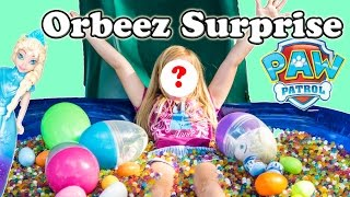 Assistant has a Surprise Egg and Pool of Orbeez Party thumbnail