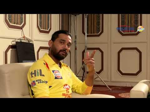 CSK Players dubsmash on Kaala Teaser - IPL...