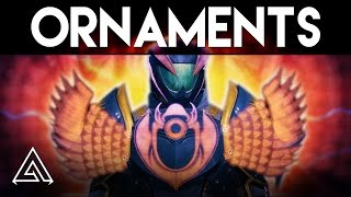 Destiny Rise of Iron | Ornaments & New Armor Sets - Trials, Raid & Iron Banner Gear