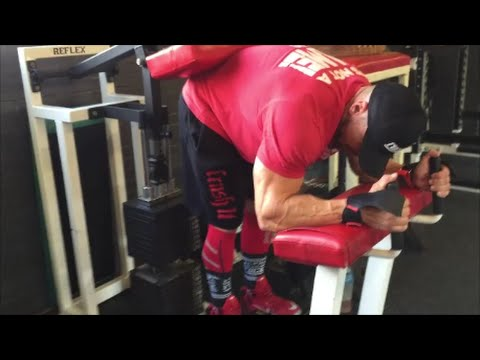 Donkey Calf Raise Form Tips and Instruction | Tiger Fitness