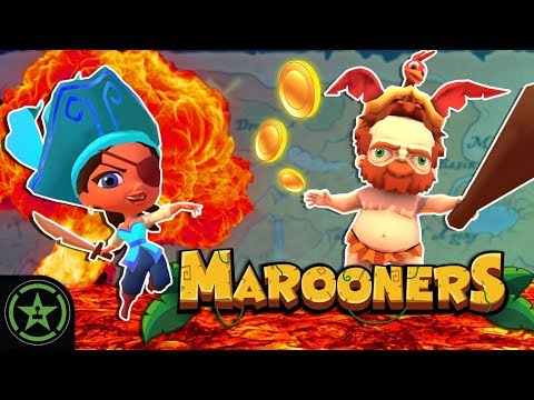 Let's Play - Marooners - The Power of Chaos