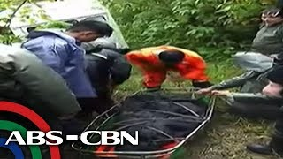 Bandila: 3 patay sa Cordillera dahil sa habagat