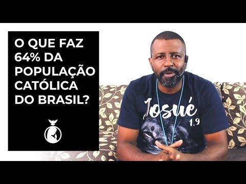 O QUE FAZ 64% DA POPULAÇÃO CATÓLICA DO BRASIL? // É SÓ ALEGRIA #17 // EDUARDO BADU
