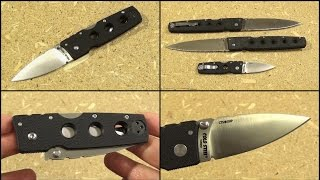 Hold Out III (CTS-XHP Steel) Folding Knife, by Cold Steel