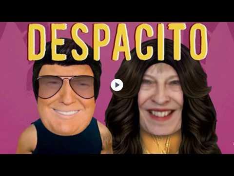 JibJab Despacito | featuring Donald Trump & Theresa May 2017