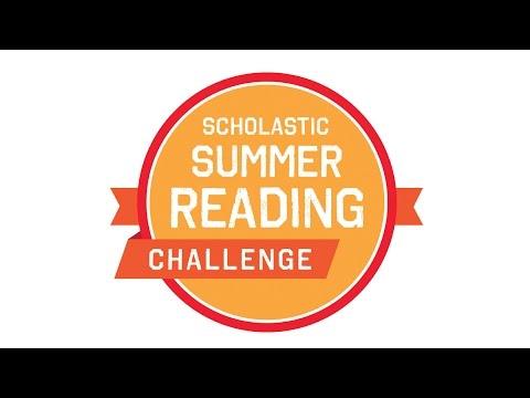 2017 Scholastic Summer Reading Challenge