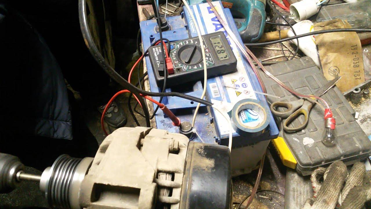 Как сделать стенд своими руками проверка генераторов