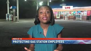 Mobile gas station owners taking steps to keep employees safe - NBC 15 News WPMI