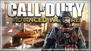 Call of Duty: Advanced Warfare Exo Zombies Funny Moments! - Burger Town, Zomies, and Ebola!