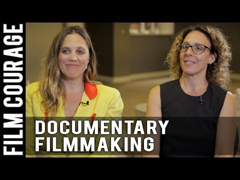 Making A Living As Documentary Filmmakers - Heidi Ewing & Rachel Grady [FULL INTERVIEW]