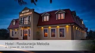Hotel i Restauracja Melodia, wesele Buk - poleca GdzieWesele.pl