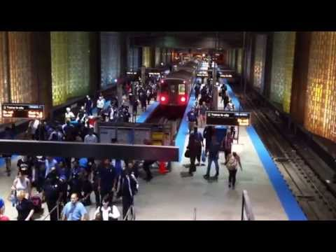 2011-08-08 CTA Ohare detraining 08x and regualar speed.wmv