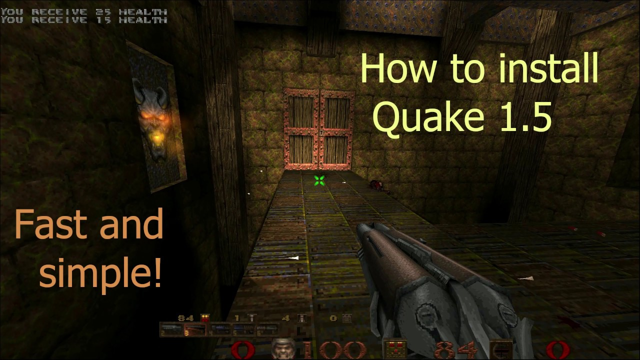 Fast and simple How to install Quake 1 5 mod and run it