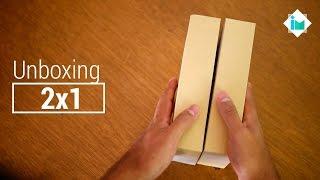 Unboxing 2x1