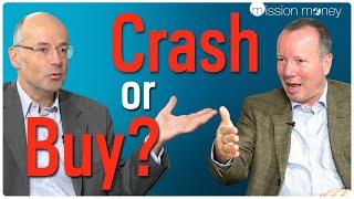 Krall vs. Beck: Das große Crash-Streitgespräch // Mission Money