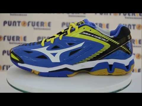 zapatillas mizuno wave stealth 3