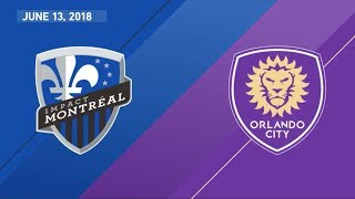 Video Gol Pertandingan Montreal Impact vs Orlando City SC