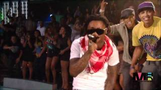lil wayne a milli live on mtv hd