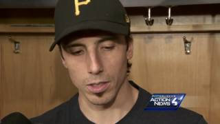 Emotions hit Marc-Andre Fleury during locker clean-out