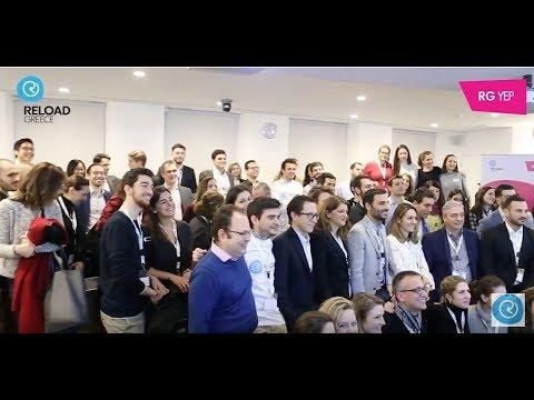 RG YEP Young Entrepreneurs Programme 2018-19