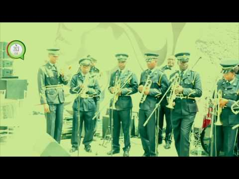 Zimbabwe police jazz band this guys are good #263chat