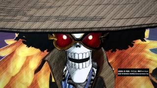 【ワンピースBB】ブルックの超必殺技「パーティミュージック」