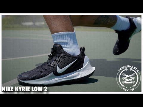 Nike Kyrie Low 2 Performance Review YouTube