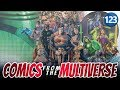 Comics From The Multiverse #123: Heroes in Crisis (DC Comics Podcast)