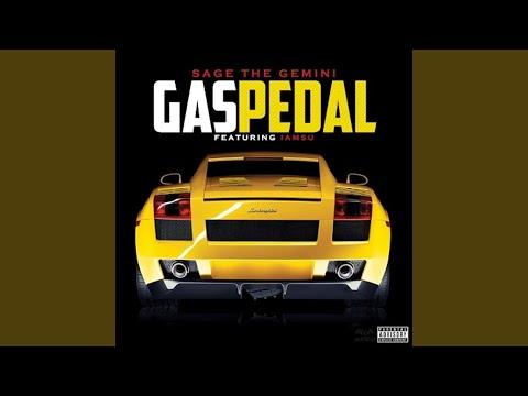 Gas Pedal (feat. IamSu)