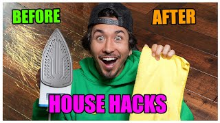 I Tested ABSURD New Home Life Hacks ... (This is what occurred)  | NewsBurrow thumbnail