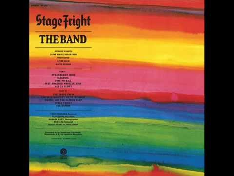 The Band - Stage Fright (1970) [Full Album]
