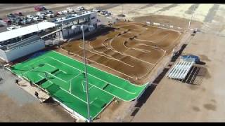 Silver Dollar R/C Raceway Now Has A Carpet Track