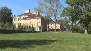 Adena Mansion and Gardens: Thomas Worthington