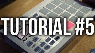 Maschine Mikro Tutorial #5: Basic Sampling