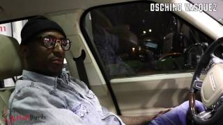 OSCHINO TALKS BEEF WITH BEANIE SIGEL AND MEEK MILLS!! WILL SMITH MOVIE PREMIERE