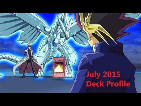 YuGiOh Blue Eyes Shining Dragon Deck Profile (Turbo ...