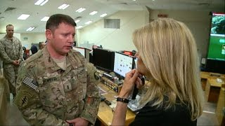 Inside a Top Secret Anti-ISIS Command Center
