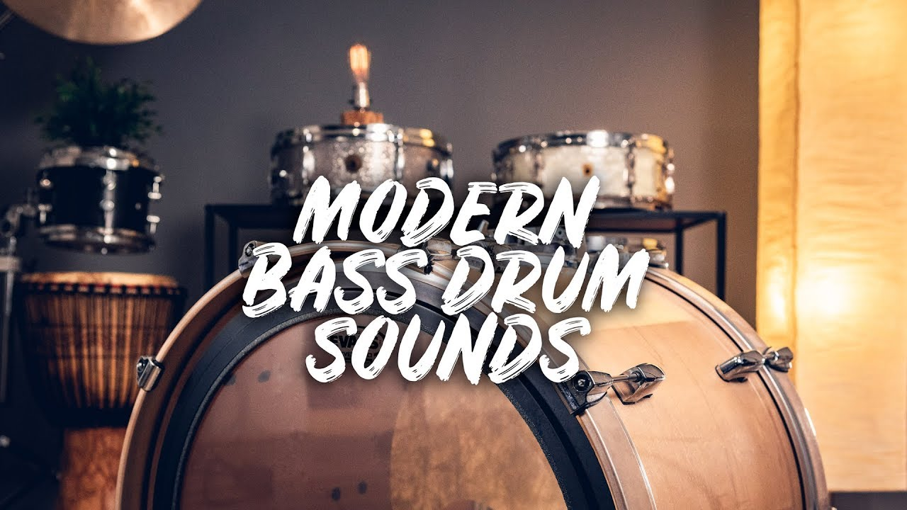 Ep  22 How to Get a Big, Punchy Bass Drum Sound