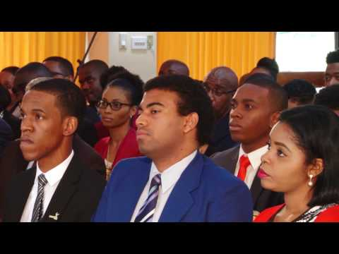 The Inaugural Installation Ceremony of The  Youth Advisory Council of Jamaica